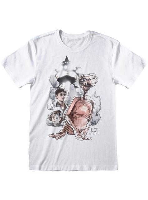 E.T. - Der Außerirdische T-Shirt für Herren