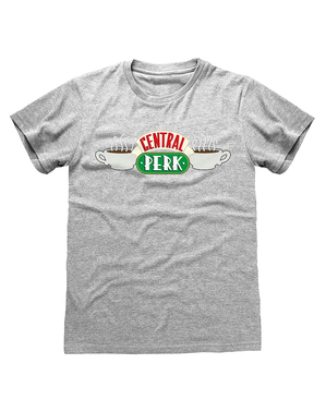 Frendit Central Perk t-paita miehille