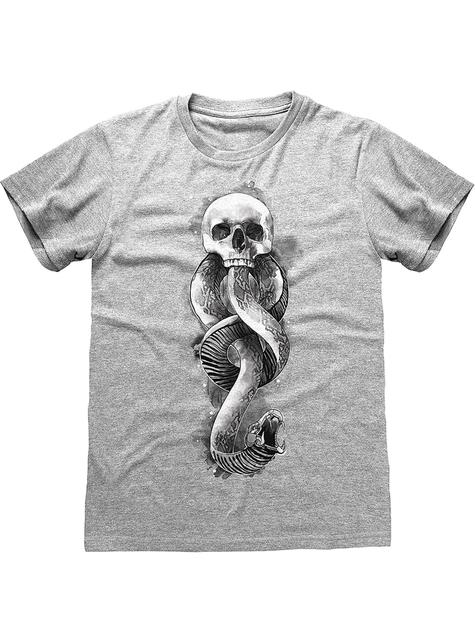 Camiseta de Harry Potter artes oscuras para hombre