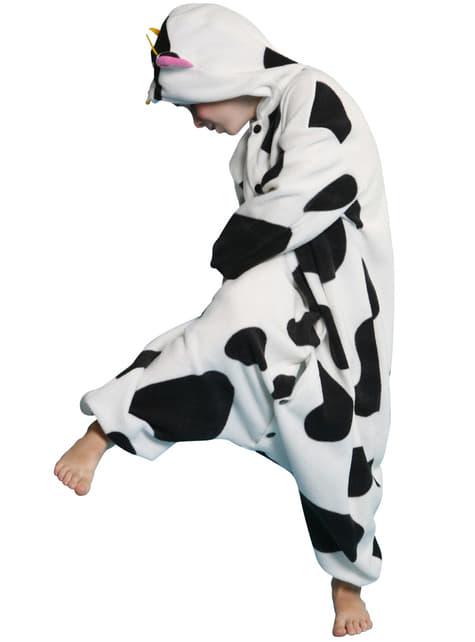 Disfraz de vaca alocada Bcozy Onesie infantil