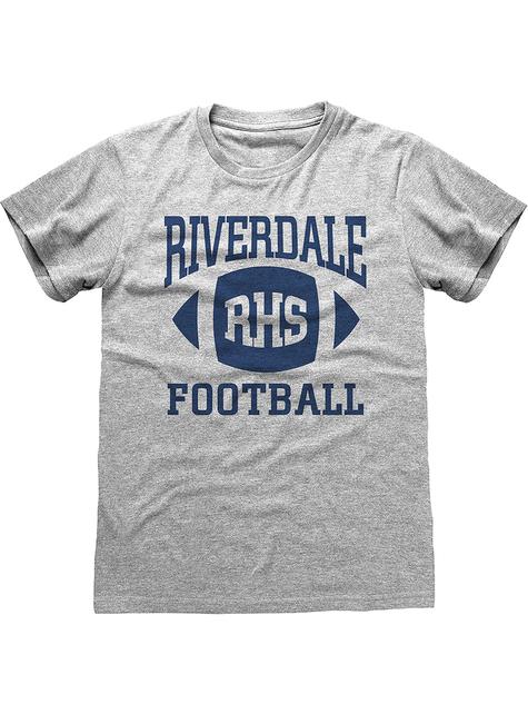 Riverdale T-Shirt grau für Herren