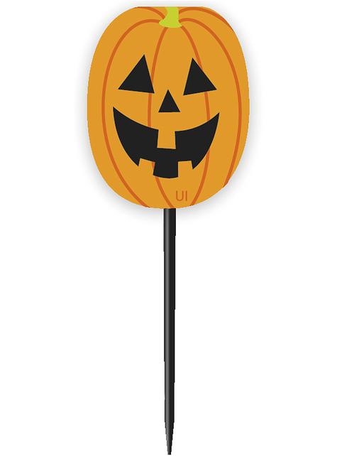 24 Cupcake capsules + 24 Halloween toppers - Basic Halloween