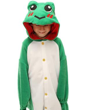 Costum de broscuță Bcozy Onesie pentru copii