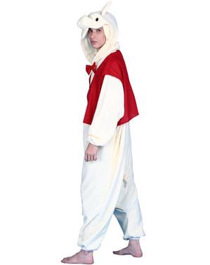 Bcozy Onesie elegant varkentje kostuum voor volwassenen