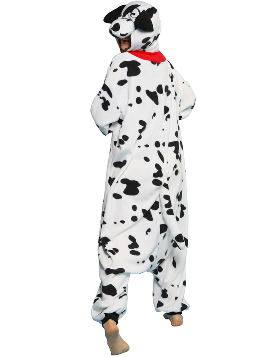 D guisement chien dalmatien bcozy onesie enfant funidelia - Deguisement halloween chien ...