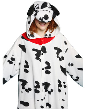 Childrens Little Dalmatian Bcozy Onesie