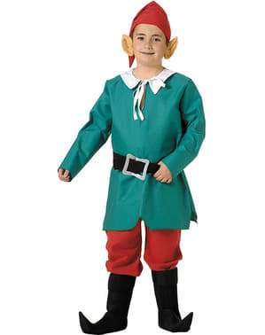 Elf costume for boys