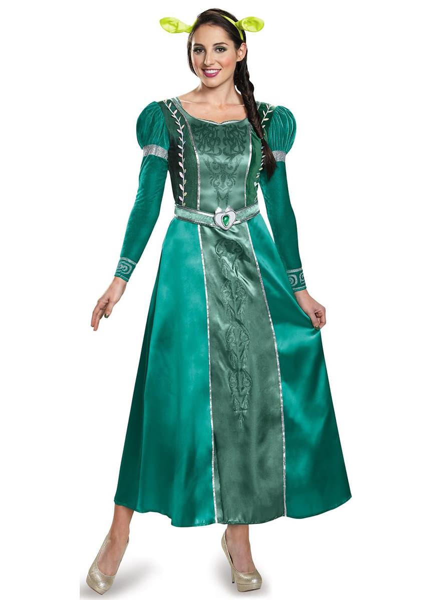Princess fiona costume shrek forever the coolest funidelia - Princesse fiona ...