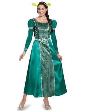 Prinsesse Fiona Shrek Forever Kostyme