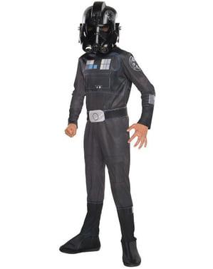 Disfraz de TIE fighter Star Wars Rebels  para niño