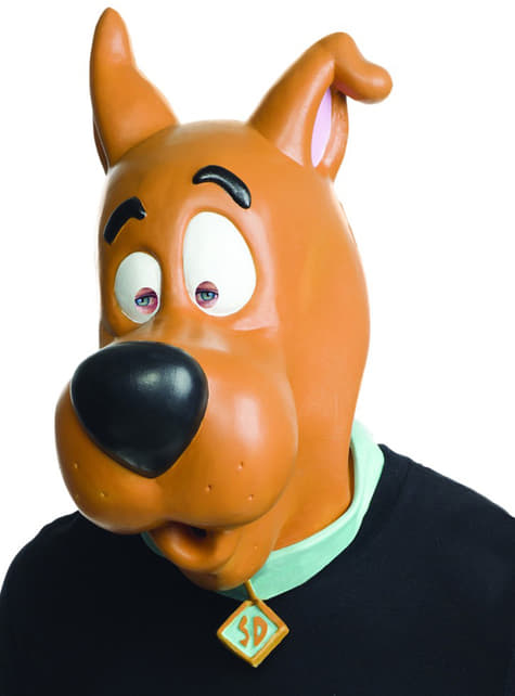 Adult Scooby Doo Deluxe Mask