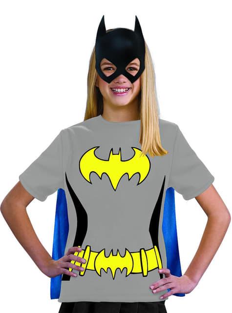 Kit disfraz de Batgirl DC Comics para niña