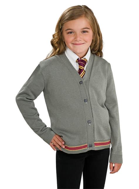 Kit fantasia de Hermione Harry Potter para menina