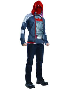 Kostium Red Hood Batman Arkham Franchise męski