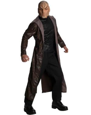 Costume da Nero Star Trek deluxe da uomo