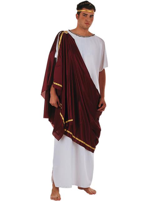 Disfraz de griego talla grande para hombre