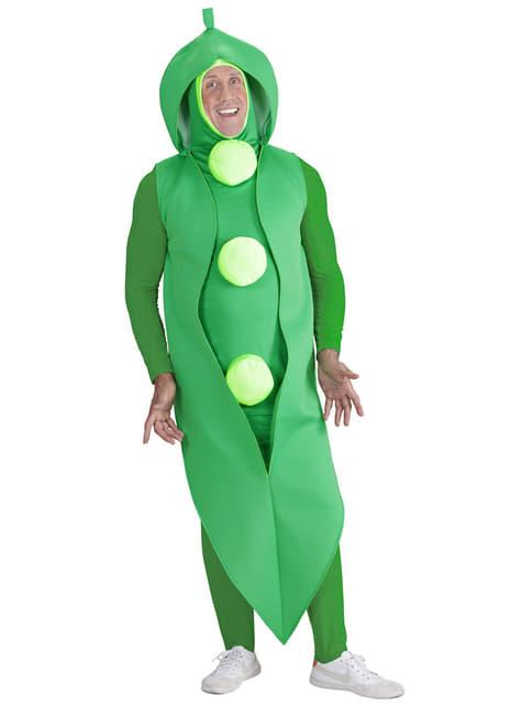Adults Pea Costume