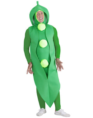 Adults Pea Costume
