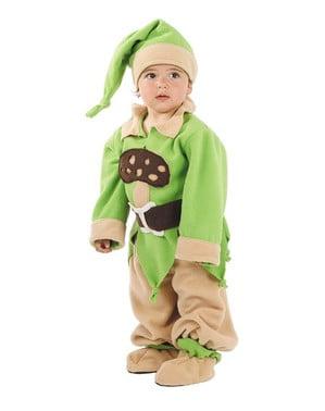 Costum de pitic bebeluș
