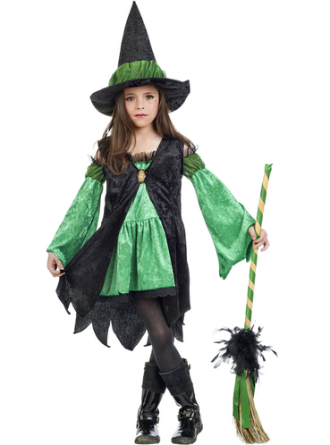 Save on Adult Costumes. Shop and compare Adult Costumes at Bizrate! Look wicked sexy in this Emerald Witch costume featuring a green and black lace mini dress with a built-in bodyshaper bodice, Best prices on Emerald green costume in Adult Costumes online. Visit Bizrate to find the best deals on top brands. Read reviews on Toys & Games.
