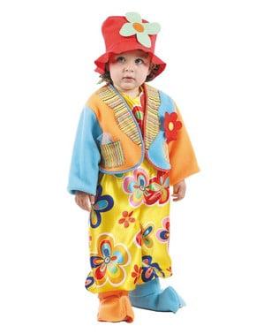 Disfraz de payasito divertido bebé
