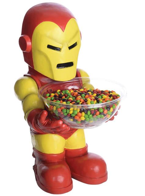 Iron Man Marvel candy bowl holder