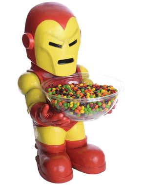 Iron Man Marvel cukorka tál tartó