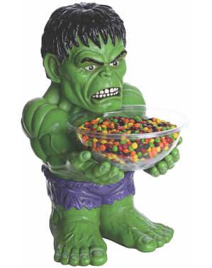 Porta caramelos Hulk Marvel