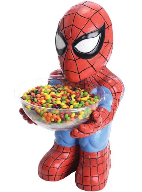 Porta caramelos Homem-Aranha Marvel