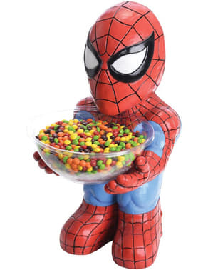 Spiderman Marvel candy bowl holder
