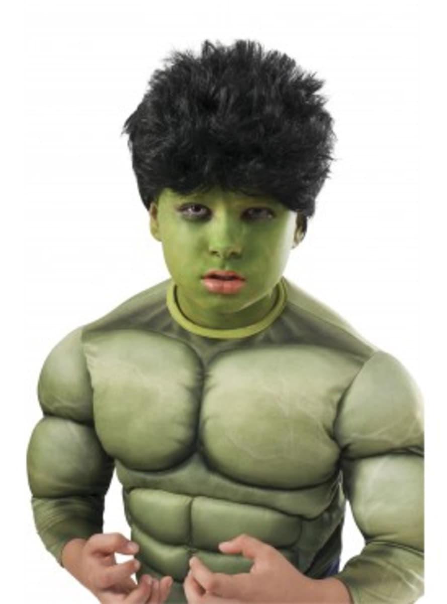 Incredible Hulk Face Avengers