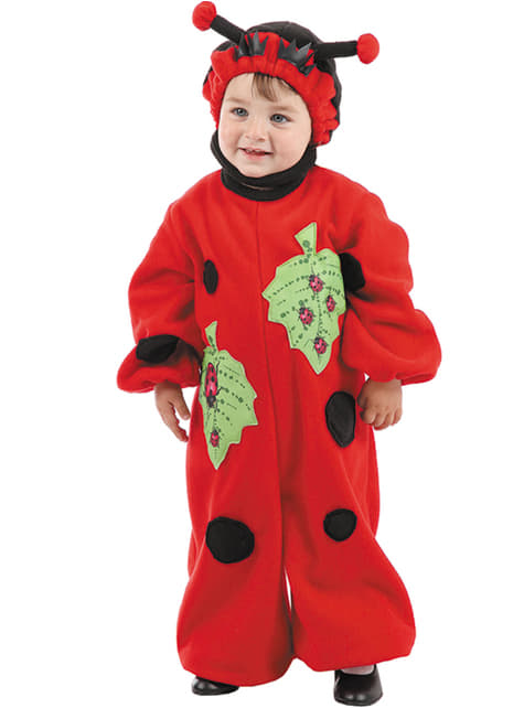 Costum de buburuză bebeluș