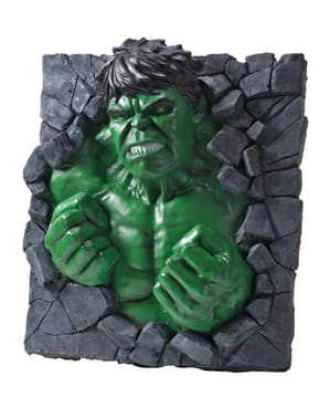 Pieza decorativa pared Hulk Marvel