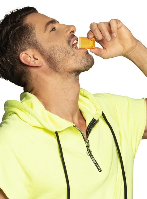 20 neonových sklenic na likér - pro party