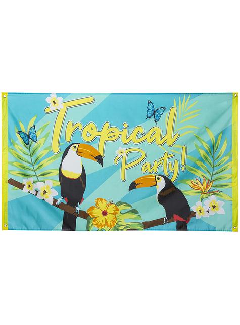 Bandera de tucanes - Toucan Party