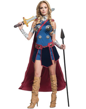 Marvel Valkyrie kostume til kvinder