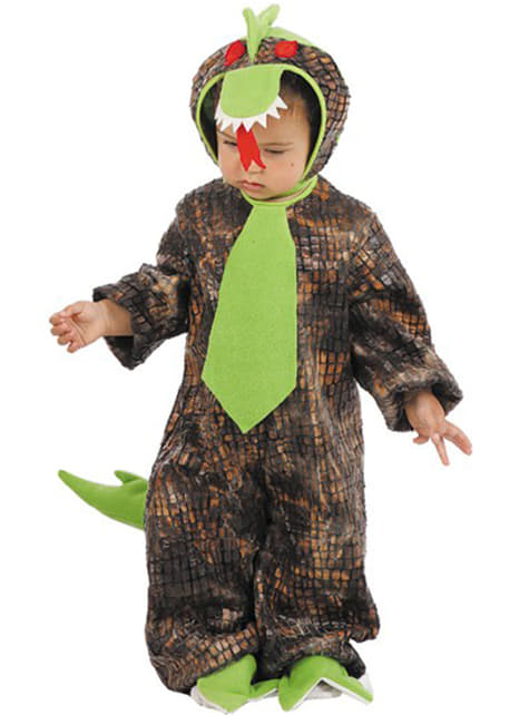 Dragon Costume for a baby