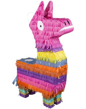 Monivärine laamapinata - Lovely Llama