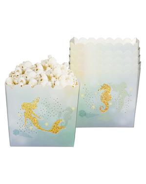 6 кутии за храна с русалки– Mermaid Collection