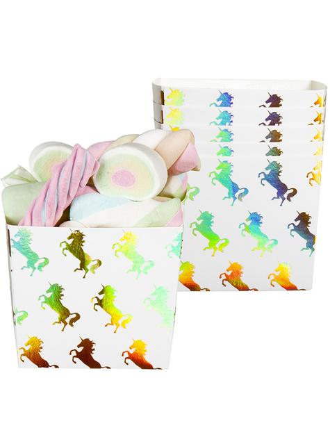 6 boxes of unicorns for snacks - Magic Unicorn