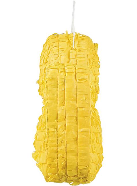 Piñata con forma de patito de goma - para tus fiestas