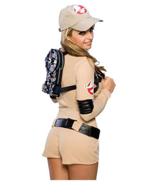 Sexy Lady Ghostbuster Adult Costume