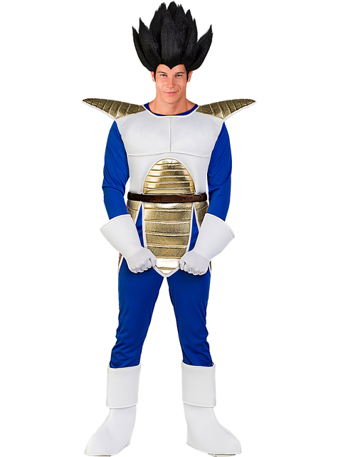 Disfraz de Vegeta - Dragon Ball - Carnaval