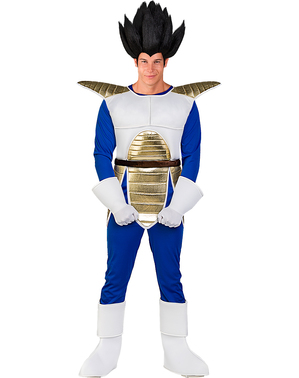 Fato de Vegeta - Dragon Ball