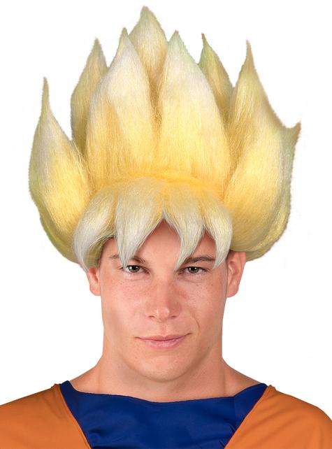 Super Saiyan Wig - Dragon Ball