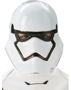 Máscara de Stormtrooper Star Wars Episodio VII para niño