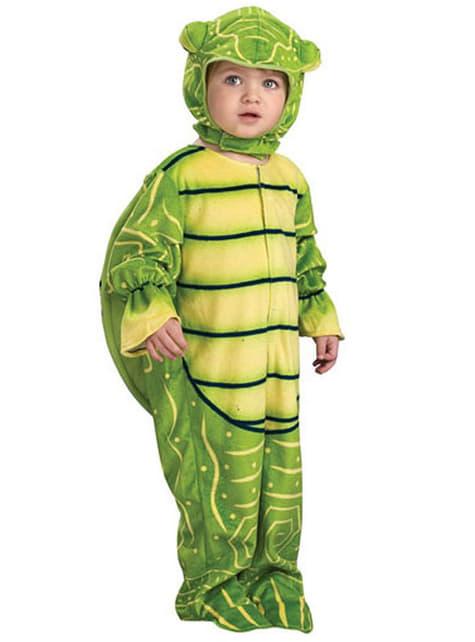 Chlapecký kostým roztomilá želvička