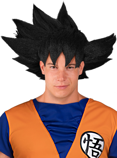 Peluca de Goku - Dragon Ball