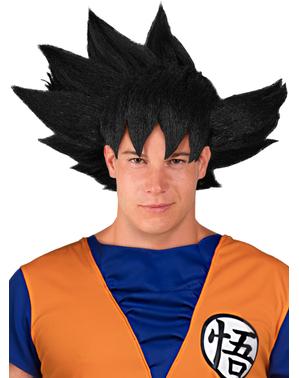 Perucă Goku - Dragon Ball