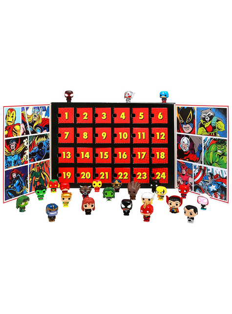 Funko Marvel Advent Calendar 2019